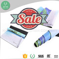 anti-bacterial moistureproof eco friendly organic natural rubber yoga mat suede