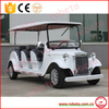 CE approved Classic frame electric car for sale /6 passenger golf cart with Top Quality/Whatsapp: 0086-15803993420