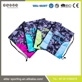 Top Quality Reusable Convenient Camo Drawstring Bag