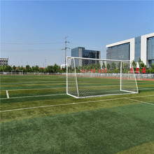 Binzhou High Quality 2.5mm knotted Soccer Net Football Goal Net With Competition price