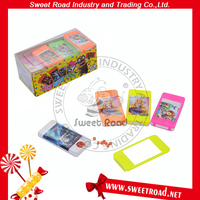 New Kids Mobile Phone Confectionery Promotional Toys Candy