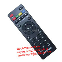 Black 31 Keys Mini AMOi net media player Remote Control