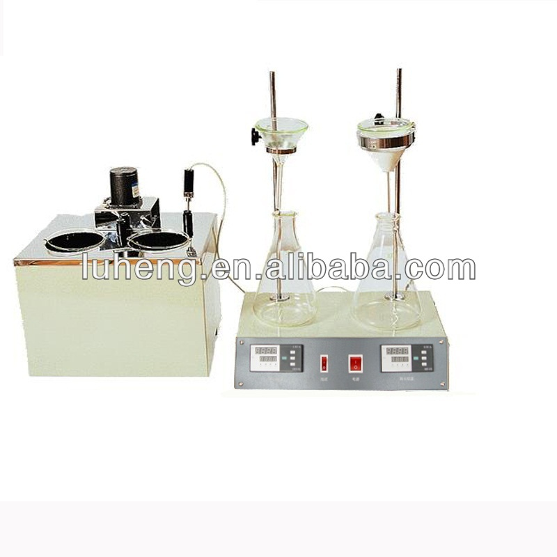 Petroleum Products Mechanical Impurity Tester / Mechanical Impurity Test Apparatus