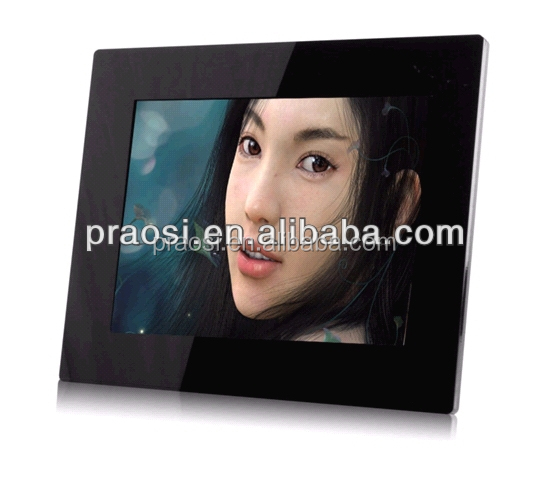 12 Inch bulk photo lot and pleasure picture digital photo frame/1080p LCD display
