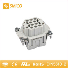 SMICO Import China Products Waterproof Pbt Gf30 For Electrical Connector Insert