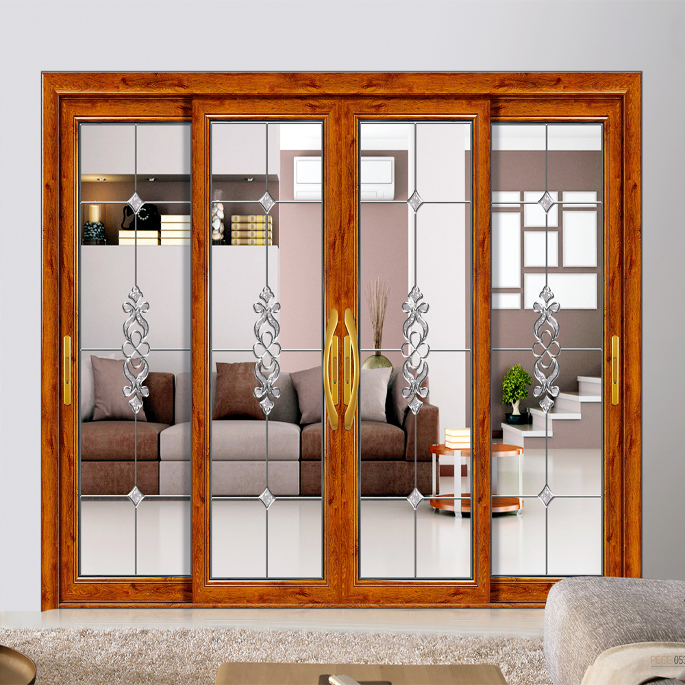 Hs Jy8034 Thai Glass Entry Henderson Sliding Door Systems Buy