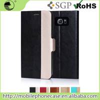Wholesale For Samsung Galaxy Note 5 Flip Wallet Genuine Leather Cover Case
