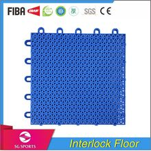 Factory Directly Sale PP Modular DIY Indoor Basketball Flooring Prices
