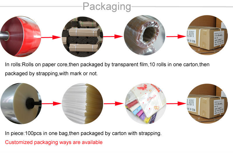 bopp film for flower wrapping/gift wrapping/basket wrap/fruit basket package