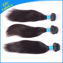 KBL-Perfect Lady mongolian kinky straight hair weaving, hot selling kids ponytail hair extension