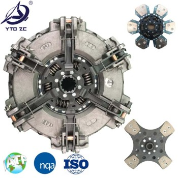 Factory Customize Stable Brands Assembly Price Parts Tractor copper plate Same Japan LUK Repair Clutch Kit