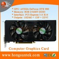 OEM NVIDIA GeForce GTX980 8GB GDDR5 DVI/HDMII/DisplayPort PCI-Express Graphic VGA Card