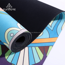wholesale alibaba private label fitness products pilates gym mat for yoga