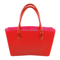 Hot sale silicone beach bag