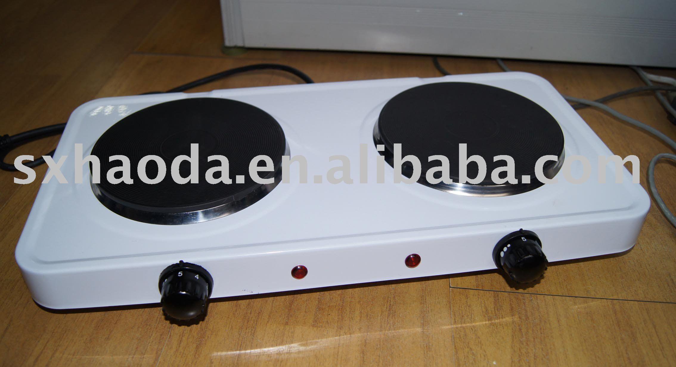 2000 w placa caliente cocina el ctrica bandejas calientes for Placa ceramica calefaccion electrica