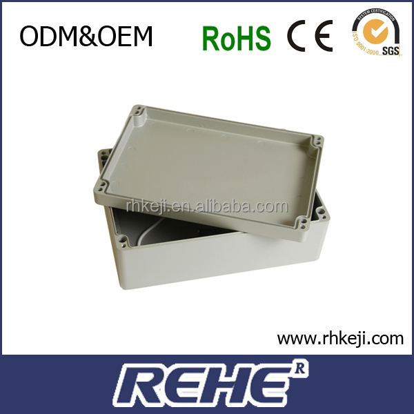 Low price IP67 tool box waterproof electrical box aluminum enclosure box