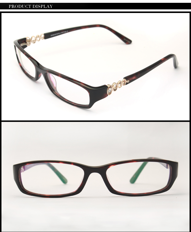 Best Quality Eyeglass Frame : Wholesale Custom Acetate Top Quality Frame Glasses Made In ...