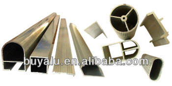the best industry aluminum extrusion profile for windows and doors