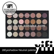 28 color matte mineral eye shadow 88 color eyeshadow palette