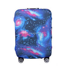 night light full printed Cheap price custom plastic spandex luggage wheel cover