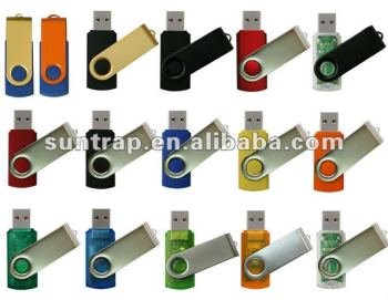 Cheapest rotation USB Flash Drive with high quality and prompt delivery