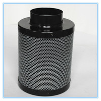 Manufacturer 6inch*600mm Hydroponic Grow System Carbon Air Filter