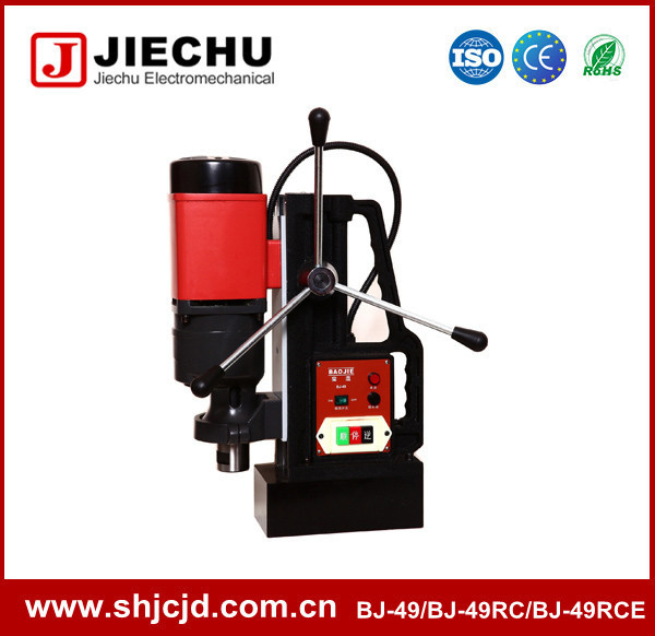 BAOJIE Magnetic Drill with TCT Core Drill Bits,High Speed Steel Broach Driller BJ-49