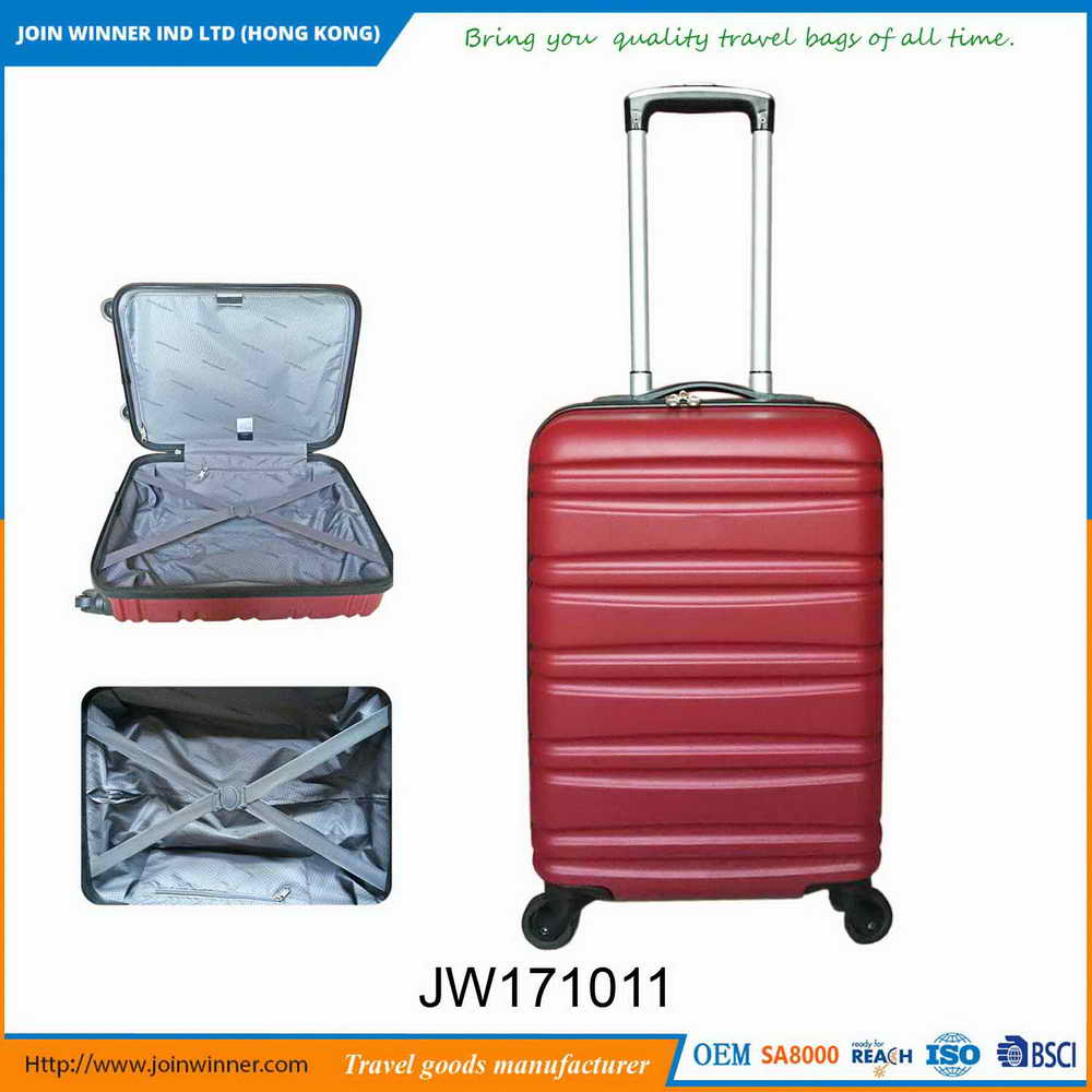 Fashion design Suitcase ABS For Custom
