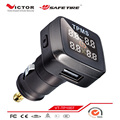 DIY easily installation TPMS with cap sensor for car