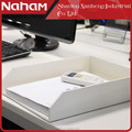 Naham cardboard desk file organizer colorful letter file tray