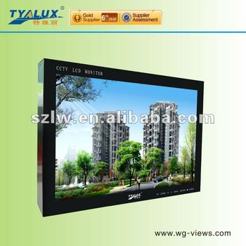 26 inch popular touch screen cctv lcd monitor