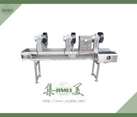 Fruit and vegetable roller type air dryer/date drying machine