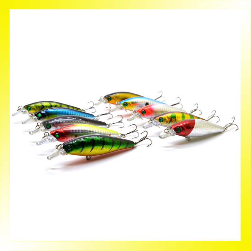Fishing Bait, Fishing Lure, Hard Fishing Bait