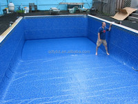 China Factory Vinyl Swimming Pool Liner TYS-58