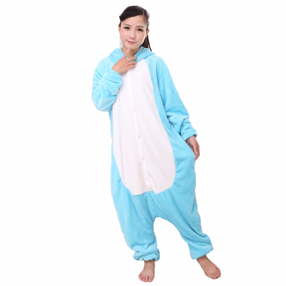 Animal Pajamas for Adults Soft Fleece Pajamas of Aduls Hellowen Costumas