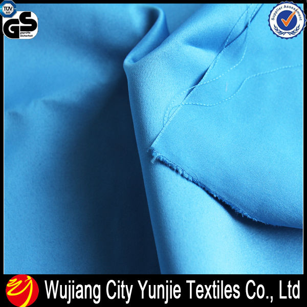 High density quilt/ home textile microfiber peach skin fabric