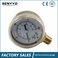 China supplier high quality Custom air inflator gauge