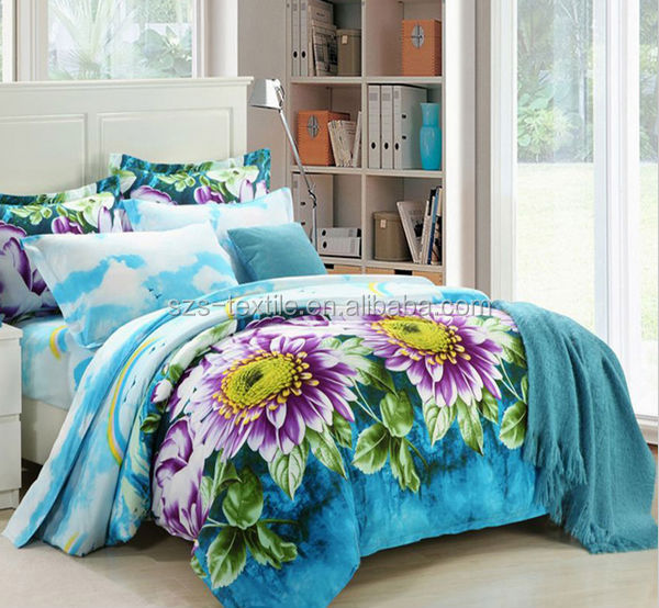 custom spanish style bedding made in china