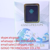 Mini A8 free online software gps sim card tracker gps tracker motherboard for personal items