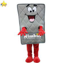Funtoys CE custom adults mattress man Mascot Costume for sale