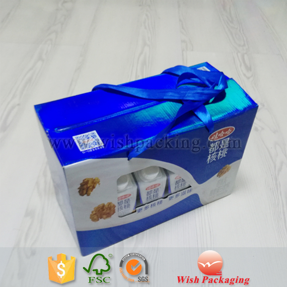 High weight heavy capacity super rigid corrugated carton flute box