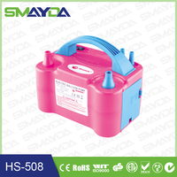 2015 CE CTICK ROHS mini electric balloon pump Event & Party Supplies