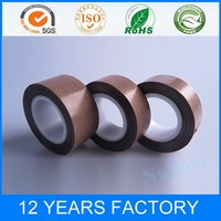 PTFE Woven Glass Self Adhesive Heat Seal Tape for Vacuum Packer