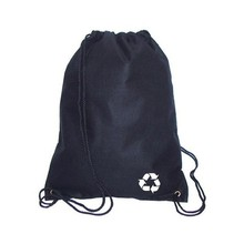 Various Non Woven Eco Bag Drawstring , Small Nylon Drawstring Bags Wholesale