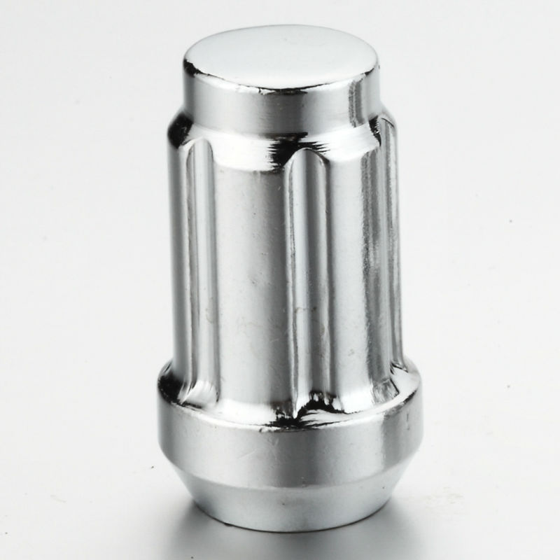Spline wheel/lug lock nuts for all after market