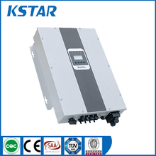 3kw Kstar dc to ac inverter on grid tie and high frequency with 2 mppt