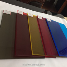 outdoor use colored eva laminating transparent film