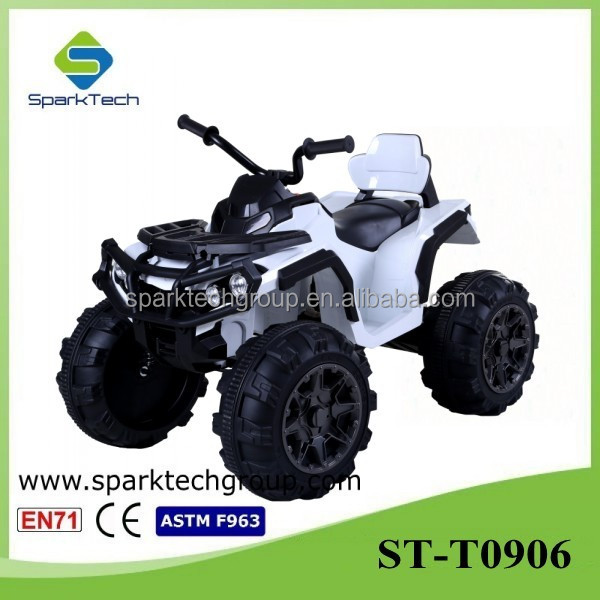 2017 Newest Lovely Baby Ride On ATV, 2.4G MP3 ATV Toys, Big Kids Ride On Toys ST-T0906