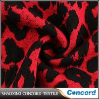 Shaoxing textile manufacturer New Design Beautiful cubs cotton fabric