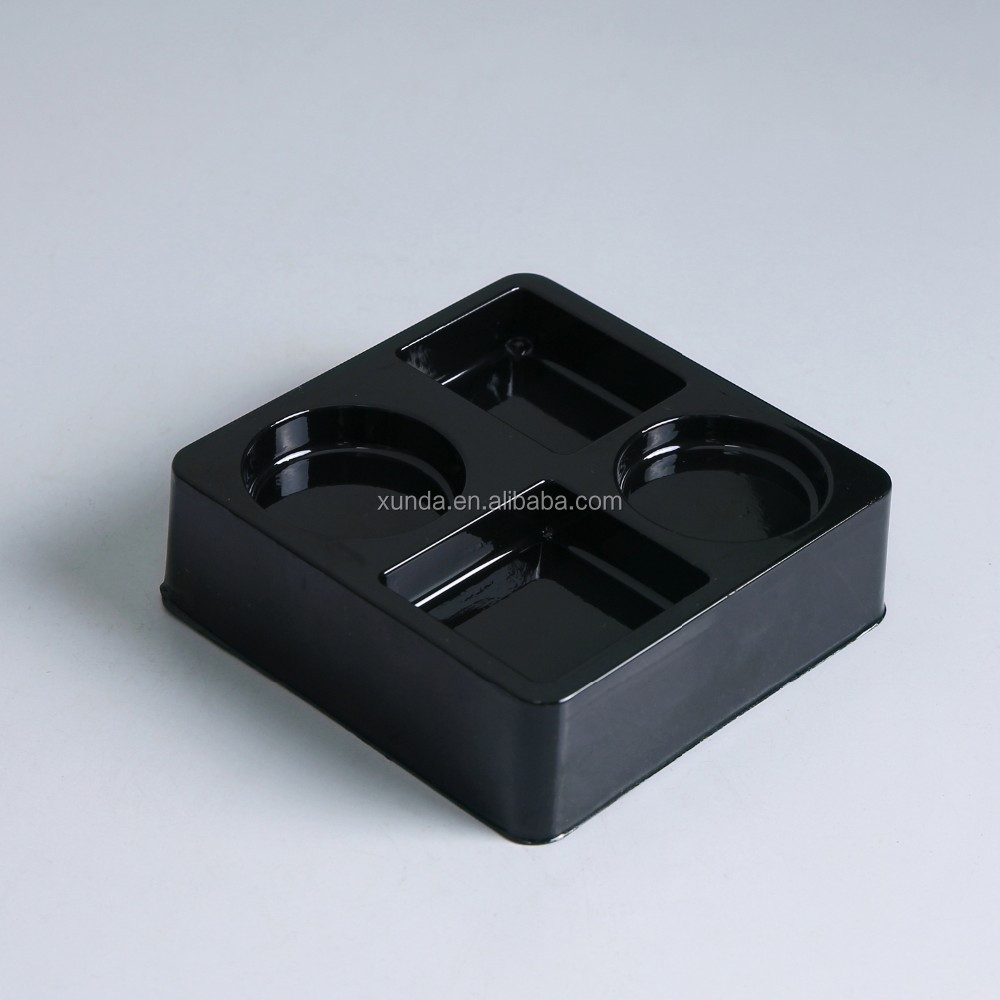 PET/PS/PVC vacuum forming chocolate blister tray